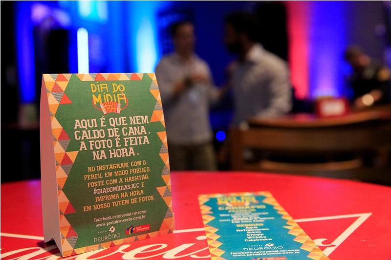 Foto: Fernando da Hora/JC Imagem Data: 21-6-2016 Assunto: MARKETING - Evento do Dia do Mídia, do SJCC, realizado no Winner Sports Bar, localizado no bairro do Espinheiro, no Recife Palavra-chave: ##