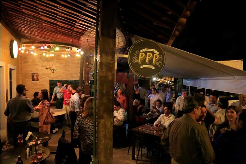 Foto: Fernando da Hora/JC Imagem Data: 18-7-2016 Assunto: MARKETING - Lançamento do Prêmio Pernambuco de Propaganda, realizado no bar Venda de Seu Antônio, localizado no bairro de Casa Forte.
