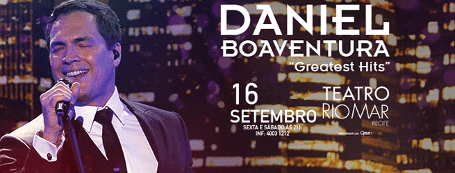 Daniel Boaventura – Greatest Hits